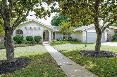 Austin Single Family Home For Sale: 2501 N North Shields Dr