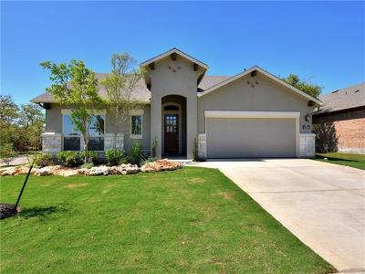 Georgetown Single Family Home For Sale: 124 Cibolo Ridge Dr