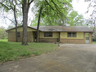 Horseshoe Bay Single Family Home For Sale: 626 Pecan Creek Dr