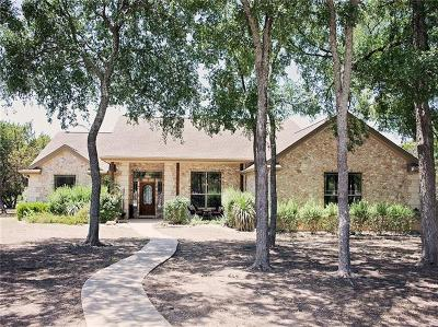 Liberty Hill Single Family Home For Sale: 101 Wild Turkey Ct