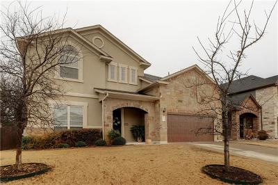 Leander Single Family Home For Sale: 2205 Manada Trl