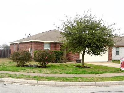 Hutto Single Family Home Pending - Taking Backups: 213 Legends Of Hutto Trl