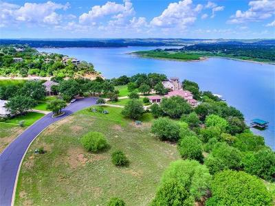 Spicewood Residential Lots & Land For Sale: 2501 Sailpoint Dr