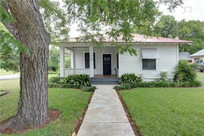 Bastrop Single Family Home For Sale: 1202 Church St