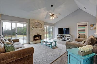 Dripping Springs Single Family Home For Sale: 850 Springlake Dr