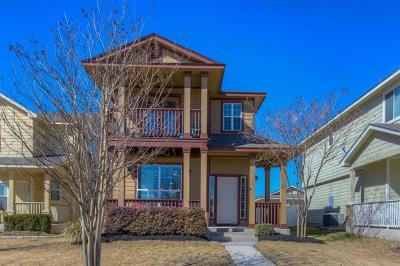 Pflugerville Single Family Home For Sale: 18606 Mammoth Cave Blvd