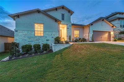 Dripping Springs Single Family Home For Sale: 136 Brins Way