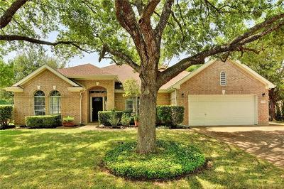 Round Rock Single Family Home For Sale: 16914 Judy Scholl Way