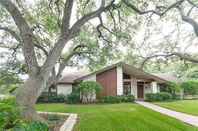 Manchaca Single Family Home Pending - Taking Backups: 12404 Twin Creeks Rd
