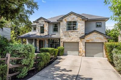 Austin Single Family Home Pending - Taking Backups: 2406 White Dove Pass