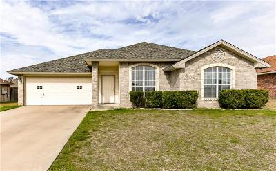 Killeen Single Family Home For Sale: 503 Medina Dr
