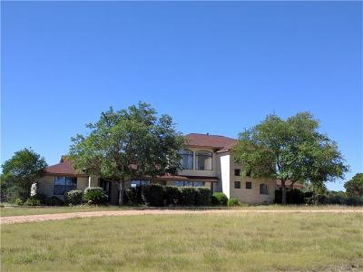 Wimberley Single Family Home For Sale: 126 Sunrise Canyon Rd