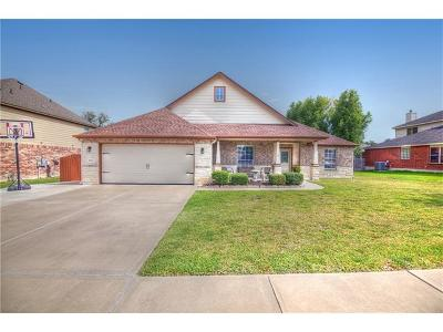 Killeen Single Family Home For Sale: 6100 Drystone Ln