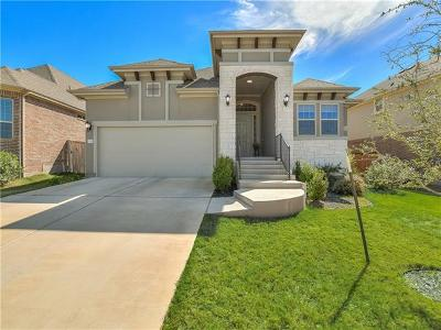Leander Single Family Home For Sale: 2936 Scout Pony Dr