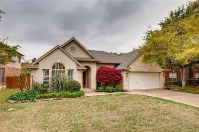Cedar Park Single Family Home Pending - Taking Backups: 2315 Little Elm Trl