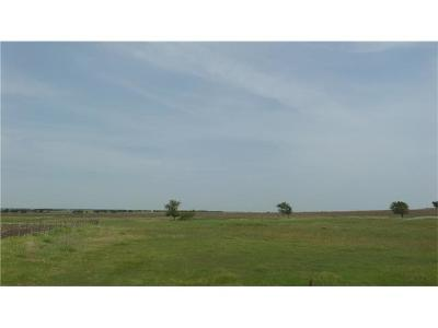 Georgetown Farm For Sale: County Rd 237