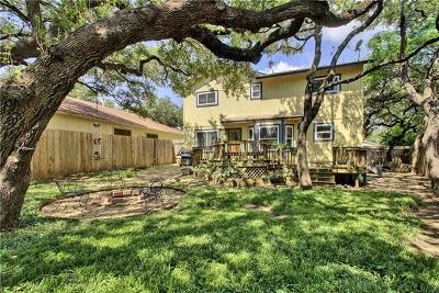 Austin Single Family Home For Sale: 12905 Debarr Dr