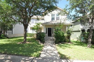 Cedar Park Single Family Home For Sale: 215 Lollipop Ln