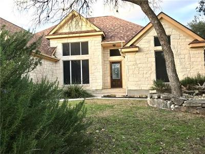 Wimberley Single Family Home Pending - Taking Backups: 4 Old Mine Ct