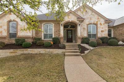 Belton Single Family Home For Sale: 625 Eagle Landing Dr