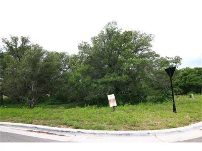 Georgetown Residential Lots & Land For Sale: 609 Flint Ridge Trl