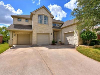 Pflugerville Single Family Home For Sale: 19604 Vilamoura St