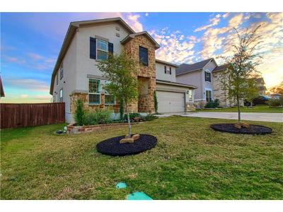 Bee Cave Single Family Home For Sale: 15901 De Fortuna Dr