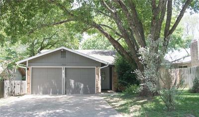 Single Family Home For Sale: 7002 Mount Carrell Dr