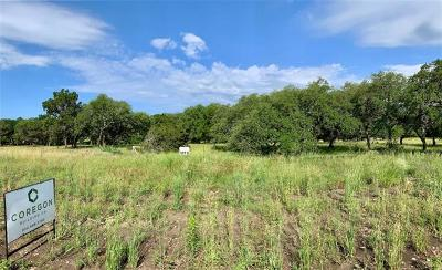 Residential Lots & Land For Sale: 3305 Whitt Park Path