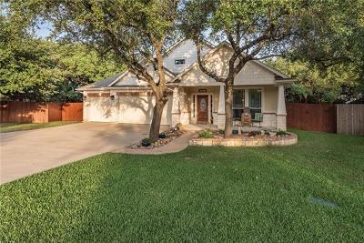 Cedar Park Single Family Home For Sale: 604 Falling Leaves Ct