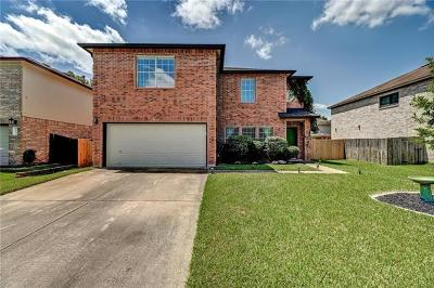 Austin Single Family Home For Sale: 11433 Hillhaven Dr