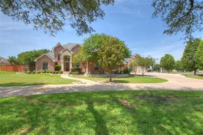 Georgetown Single Family Home For Sale: 200 Diamond Trl