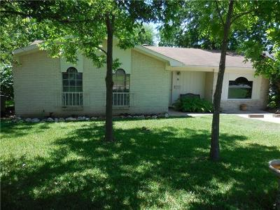 Austin Single Family Home For Sale: 9006 Glenn Ln NE