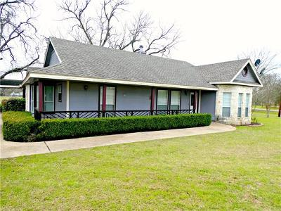 Smithville Single Family Home For Sale: 206 Norma Jean Blvd