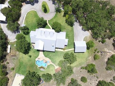 Burnet County Single Family Home For Sale: 3215 County Road 111