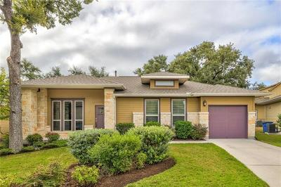 Austin Single Family Home For Sale: 11209 Avery Station Loop #41