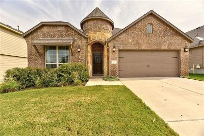 Hutto Single Family Home Pending - Taking Backups: 116 Buescher Cv