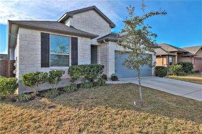 Pflugerville Single Family Home For Sale: 16821 Bridgefarmer Blvd