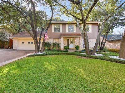 Austin Single Family Home For Sale: 1314 Wilson Heights Dr