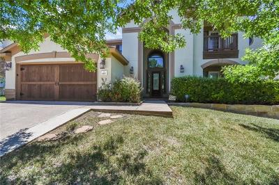 Cedar Park Single Family Home For Sale: 607 Whistlers Walk Trl
