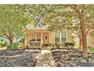 Cedar Park Single Family Home Pending - Taking Backups: 206 N Lynnwood Trl