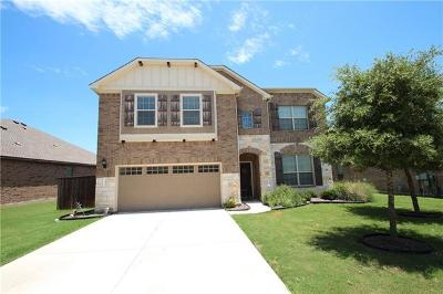 Pflugerville Single Family Home For Sale: 3400 Glastonbury Trl