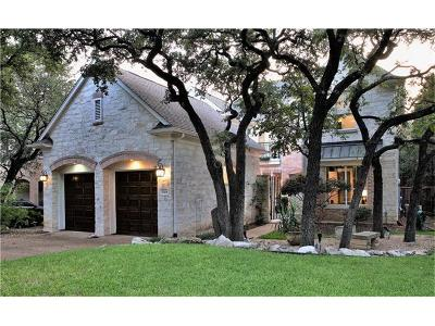 Travis County, Williamson County Single Family Home For Sale: 11304 Taylor Draper Ln