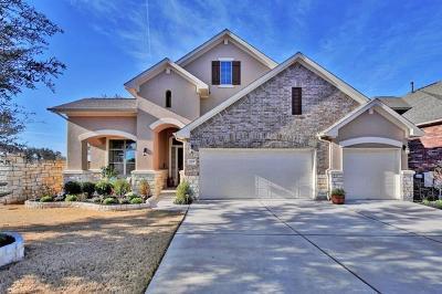 Leander Single Family Home Pending - Taking Backups: 2709 Shumard Bluff Dr