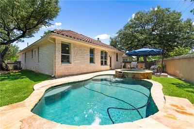 Austin Single Family Home Pending - Taking Backups: 6526 Tasajillo Trl