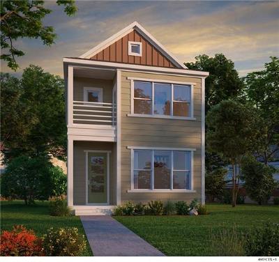 Single Family Home For Sale: 2712 Zach Scott St