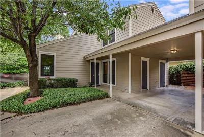 Austin Rental For Rent: 2616 Jefferson St #B