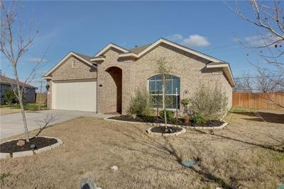 Bastrop Single Family Home For Sale: 107 Double Barrel Ct