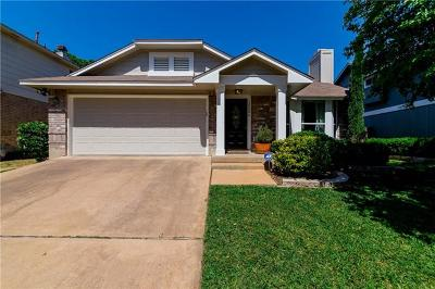 Single Family Home Pending - Taking Backups: 15006 Natural Spring Way