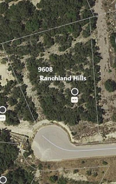 Jonestown TX Residential Lots & Land For Sale: $115,000